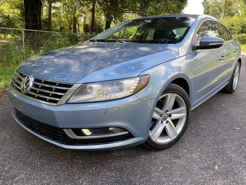 2013 Volkswagen CC for sale at Next Autogas Auto Sales in Jacksonville FL