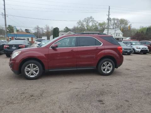 2011 Chevrolet Equinox for sale at RIVERSIDE AUTO SALES in Sioux City IA