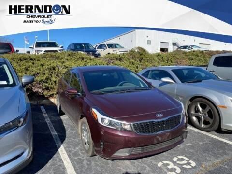 2017 Kia Forte for sale at Herndon Chevrolet in Lexington SC