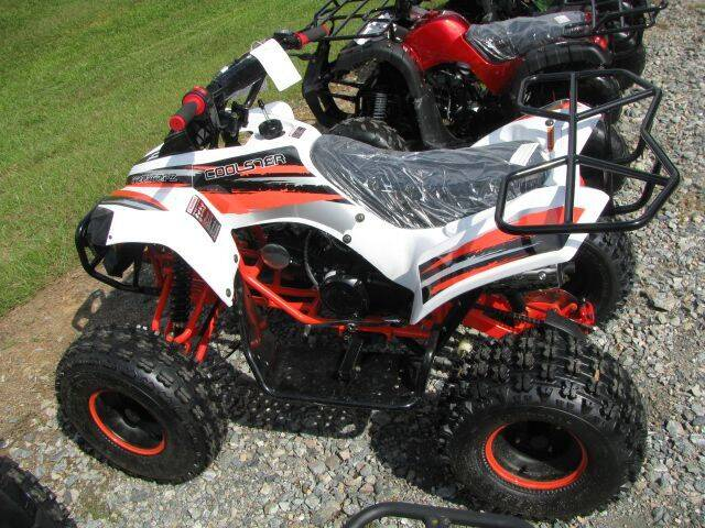 2019 QIYE COOLSTER 125B for sale at Johnson Used Cars Inc. in Dublin GA
