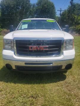 2008 GMC Sierra 2500HD for sale at CAPITOL AUTO SALES LLC in Baton Rouge LA