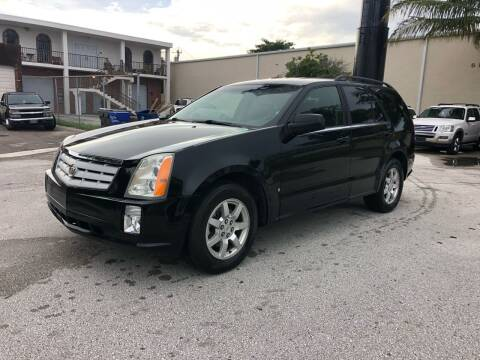 2008 Cadillac SRX for sale at Florida Cool Cars in Fort Lauderdale FL