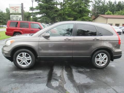 2010 Honda CR-V for sale at Home Street Auto Sales in Mishawaka IN