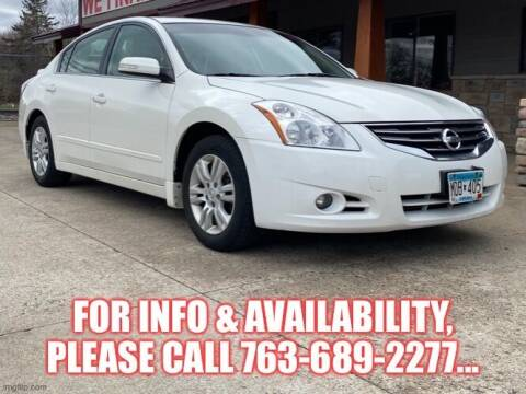 2011 Nissan Altima for sale at Affordable Auto Sales in Cambridge MN