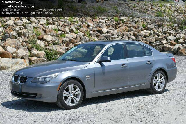 2010 BMW 5 Series for sale in Naugatuck, CT