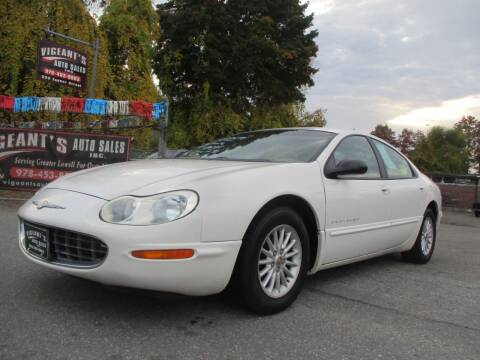 2001 Chrysler Concorde for sale at Vigeants Auto Sales Inc in Lowell MA
