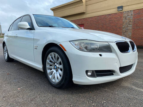 2009 BMW 3 Series for sale at ELAN AUTOMOTIVE GROUP in Buford GA