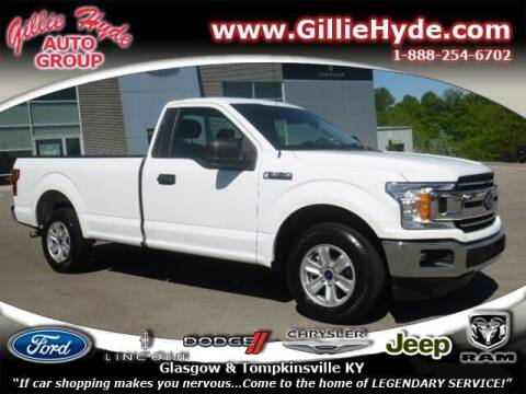 2019 Ford F-150 for sale at Gillie Hyde Auto Group in Glasgow KY