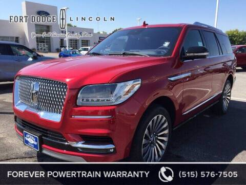 2020 Lincoln Navigator for sale at Fort Dodge Ford Lincoln Toyota in Fort Dodge IA