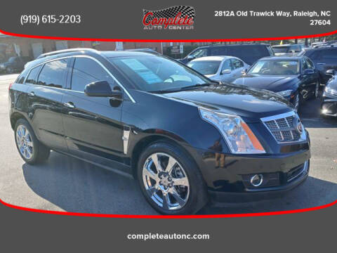 2010 Cadillac SRX for sale at Complete Auto Center , Inc in Raleigh NC