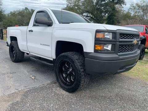 2015 Chevrolet Silverado 1500 for sale at Gator Truck Center of Ocala in Ocala FL
