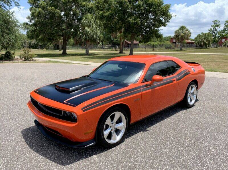 2013 Dodge Challenger for sale at P J'S AUTO WORLD-CLASSICS in Clearwater FL