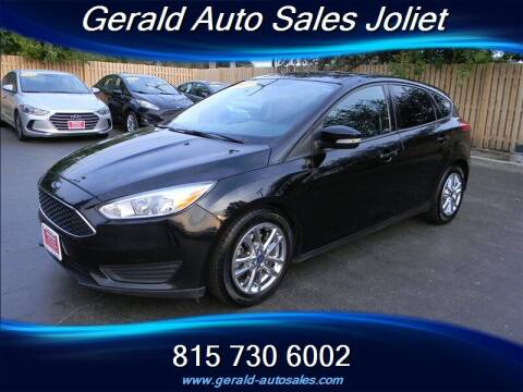 2017 Ford Focus for sale at Gerald Auto Sales in Joliet IL