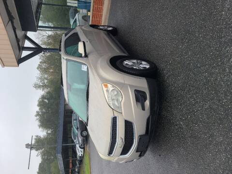 2012 Chevrolet Equinox for sale at Mott's Inc Auto in Live Oak FL
