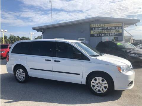 2016 Dodge Grand Caravan for sale at My Value Car Sales in Venice FL