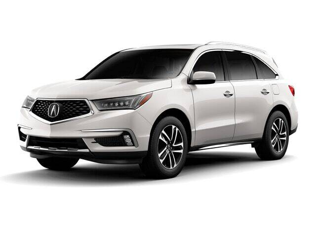 2017 Acura MDX for sale at West Motor Company in Hyde Park UT