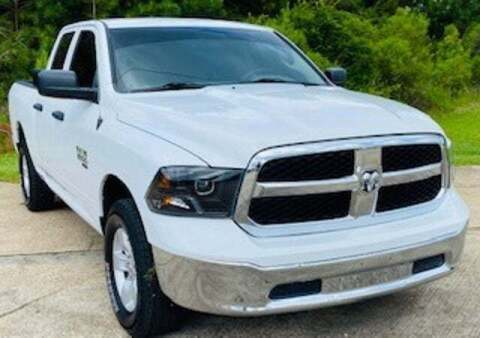 2019 RAM Ram Pickup 1500 Classic for sale at Rogel Ford in Crystal Springs MS