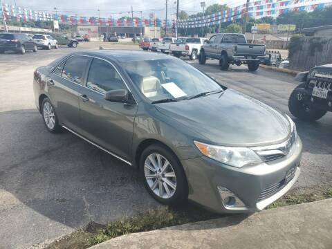 2012 Toyota Camry for sale at Rutledge Auto Group in Palestine TX