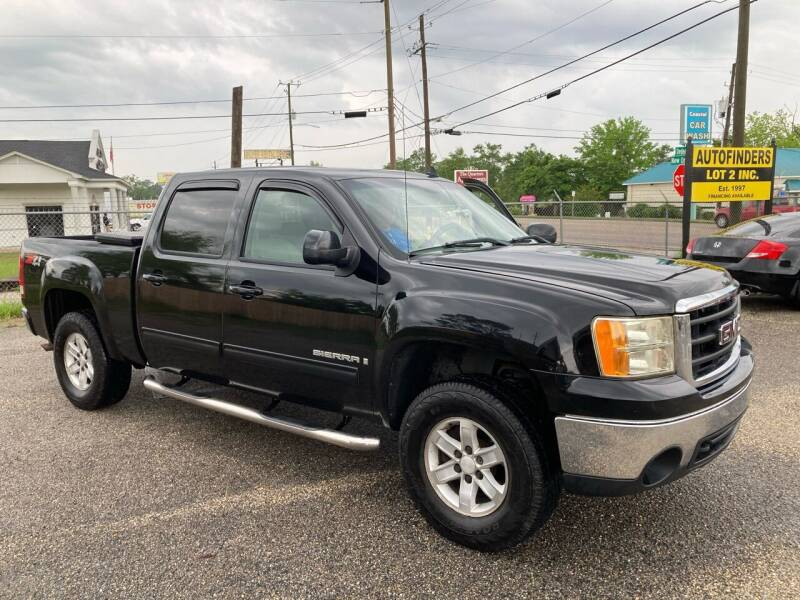 2007 GMC Sierra 1500 for sale at Autofinders in Gulfport MS