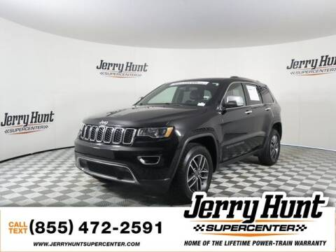 2019 Jeep Grand Cherokee for sale at Jerry Hunt Supercenter in Lexington NC