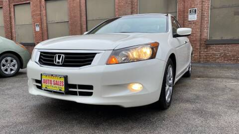 2009 Honda Accord for sale at Rocky's Auto Sales in Worcester MA