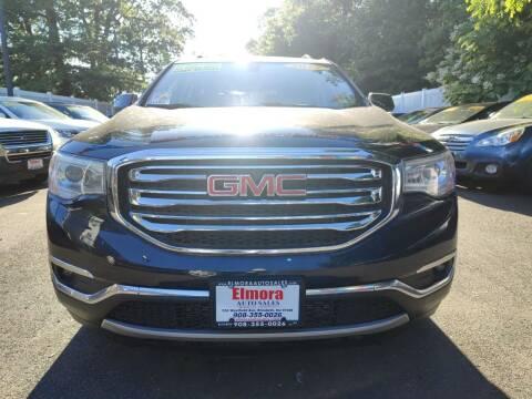 2017 GMC Acadia for sale at Elmora Auto Sales in Elizabeth NJ