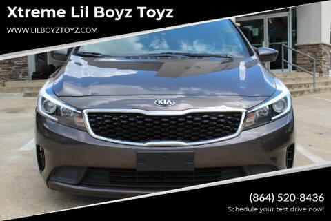 2017 Kia Forte for sale at Xtreme Lil Boyz Toyz in Greenville SC