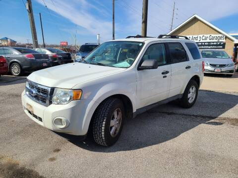 2010 Ford Escape for sale at The Car Store Saint Charles in Saint Charles MO