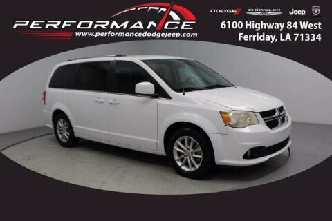 2019 Dodge Grand Caravan for sale at Auto Group South - Performance Dodge Chrysler Jeep in Ferriday LA