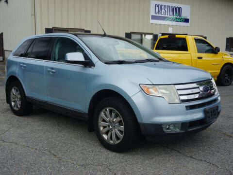 2008 Ford Edge for sale at Crestwood Auto Sales in Swansea MA