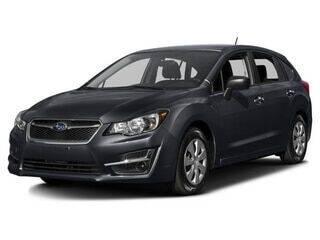 2016 Subaru Impreza for sale at BELKNAP SUBARU in Tilton NH