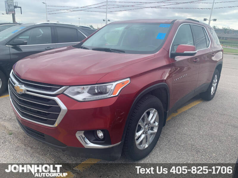 2018 Chevrolet Traverse for sale at JOHN HOLT AUTO GROUP, INC. in Chickasha OK