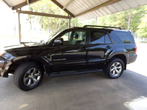 2008 Toyota 4Runner for sale at West End Auto Sales LLC in Richmond VA