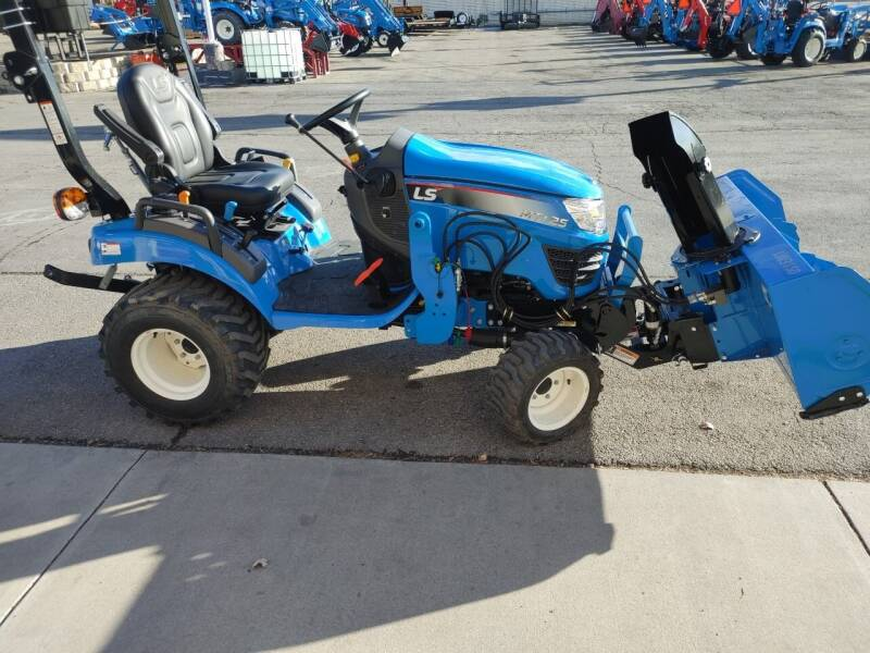 2021 LS MT125H for sale at Hobby Tractors - New Tractors in Pleasant Grove UT