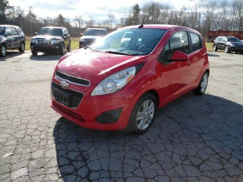 2013 Chevrolet Spark for sale at Route 111 Auto Sales in Hampstead NH