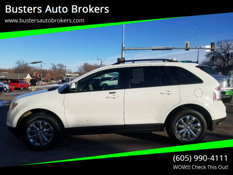 2009 Ford Edge for sale at Busters Auto Brokers in Mitchell SD