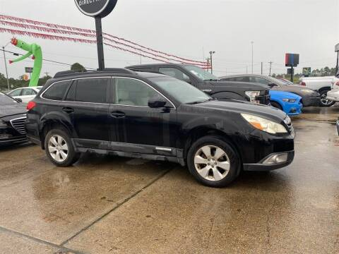 2010 Subaru Outback for sale at Direct Auto in D'Iberville MS