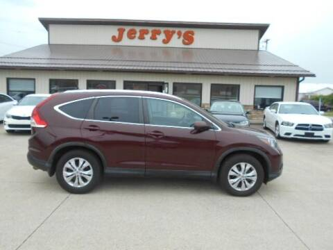 2014 Honda CR-V for sale at Jerry's Auto Mart in Uhrichsville OH