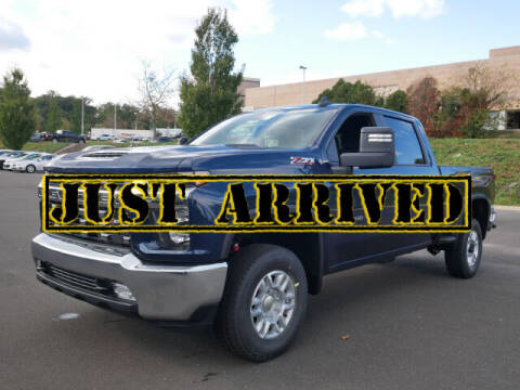 2022 Chevrolet Silverado 2500HD for sale at BRYNER CHEVROLET in Jenkintown PA