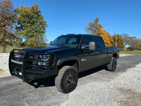 2006 Chevrolet Silverado 2500HD for sale at Champion Motorcars in Springdale AR