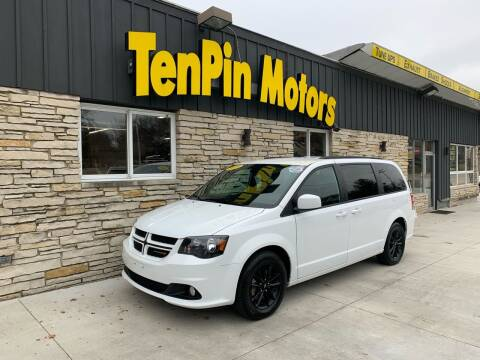 2019 Dodge Grand Caravan for sale at TenPin Motors LLC in Fort Atkinson WI