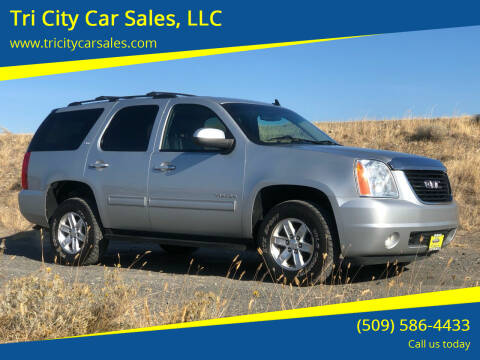 2013 GMC Yukon for sale at Tri City Car Sales, LLC in Kennewick WA