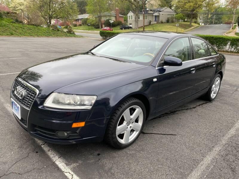 2008 Audi A6 for sale at Car World Inc in Arlington VA