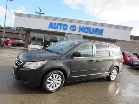 2012 Volkswagen Routan for sale at Auto House Motors in Downers Grove IL