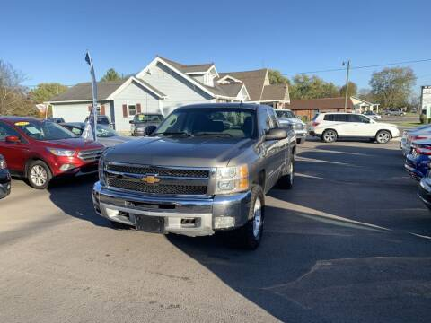 2012 Chevrolet Silverado 1500 for sale at Rob Co Automotive LLC in Springfield TN