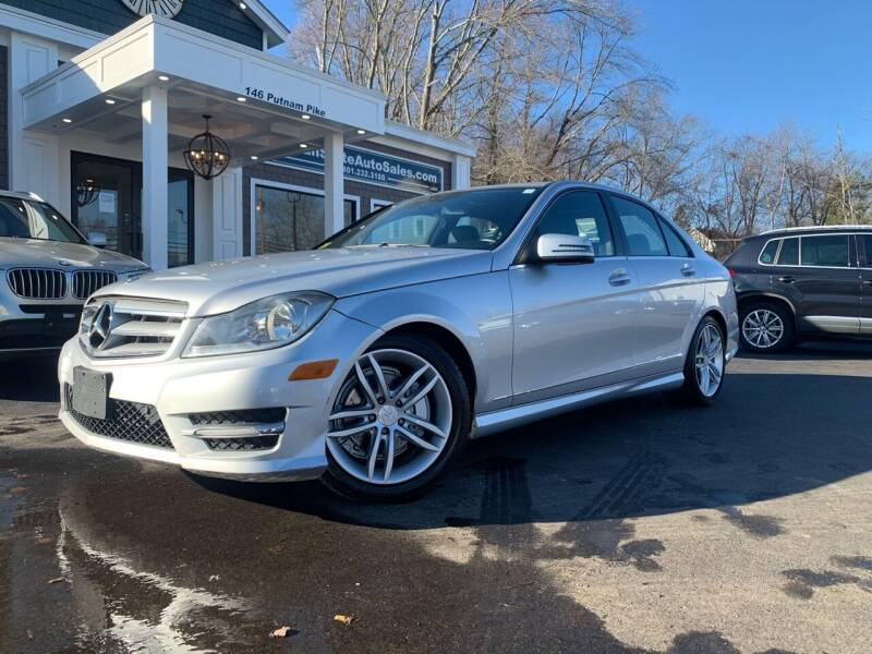 2012 Mercedes-Benz C-Class for sale at Ocean State Auto Sales in Johnston RI