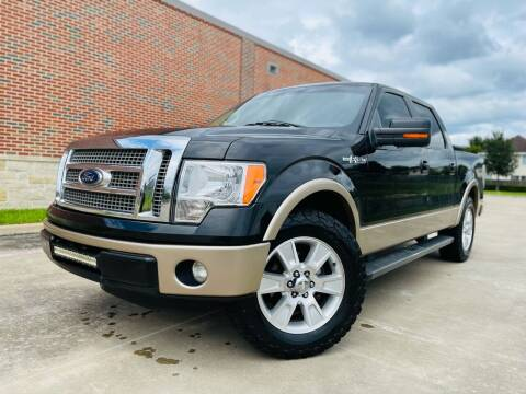 2011 Ford F-150 for sale at AUTO DIRECT in Houston TX