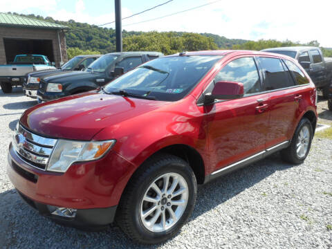 2009 Ford Edge for sale at Sleepy Hollow Motors in New Eagle PA