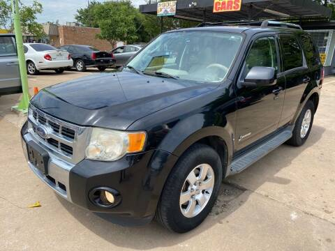 2009 Ford Escape Hybrid for sale at Cash Car Outlet in Mckinney TX