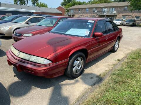 1995 Pontiac Grand Prix for sale at 4th Street Auto in Louisville KY